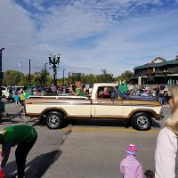 Pickup for 2018  CEHD potato bowl parade