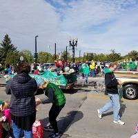 pickup-and-float for 2018 CEHD potato bowl parade